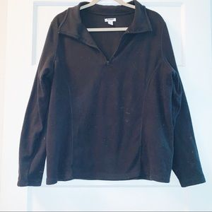 Old Navy Half-zip Fleece Pullover